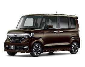 N-BOX Custom(ホンダ)|フラット7五日市|月額リース料別取扱車種